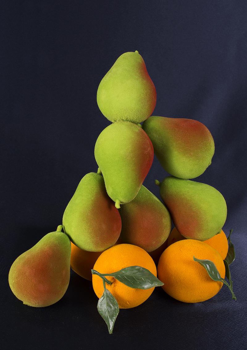 Des poires et des oranges