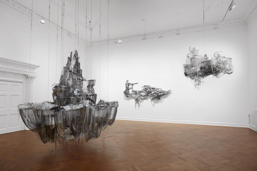 Lee Bul, After Bruno Taut, Galerie Thaddaeus Ropac