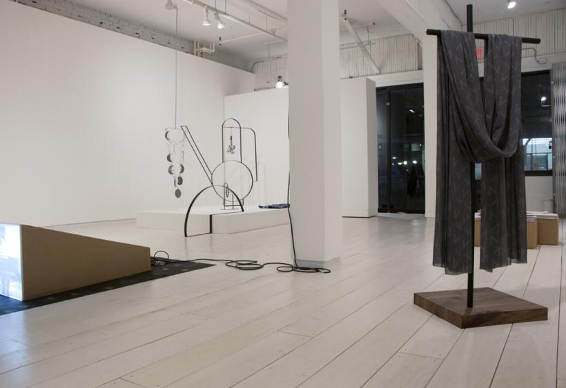 Some Spontaneous Particulars,  Installation view