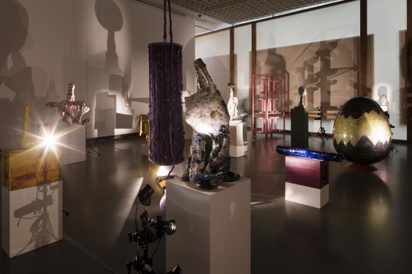 Academy of Tal R Museum Boijmans Van Beuningen