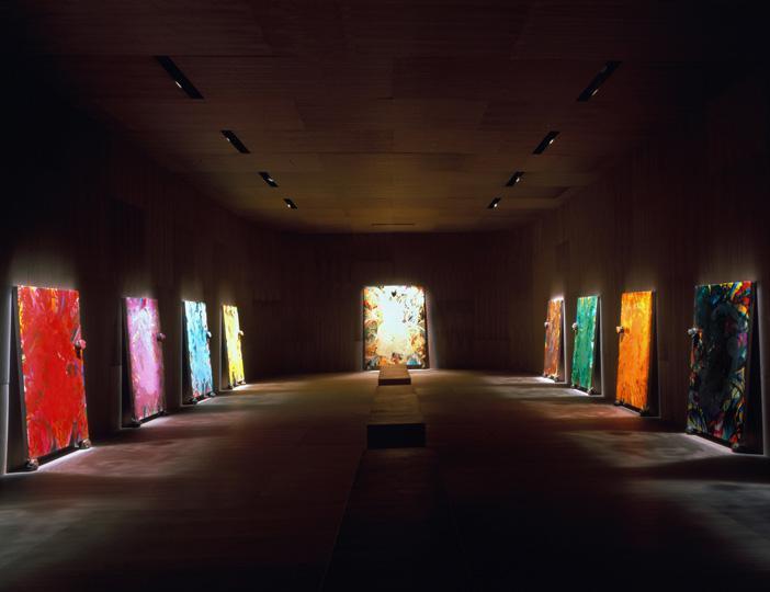 The Upper Room Installation VMG 1999 2002