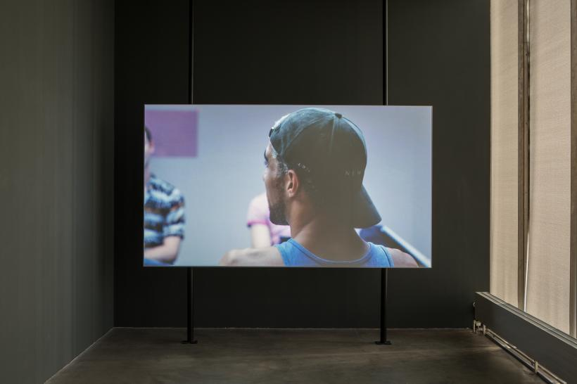 Installation view, Ian Giles: After BUTT. Image courtesy Ian Giles and Chelsea Space, copyright Rob Harris
