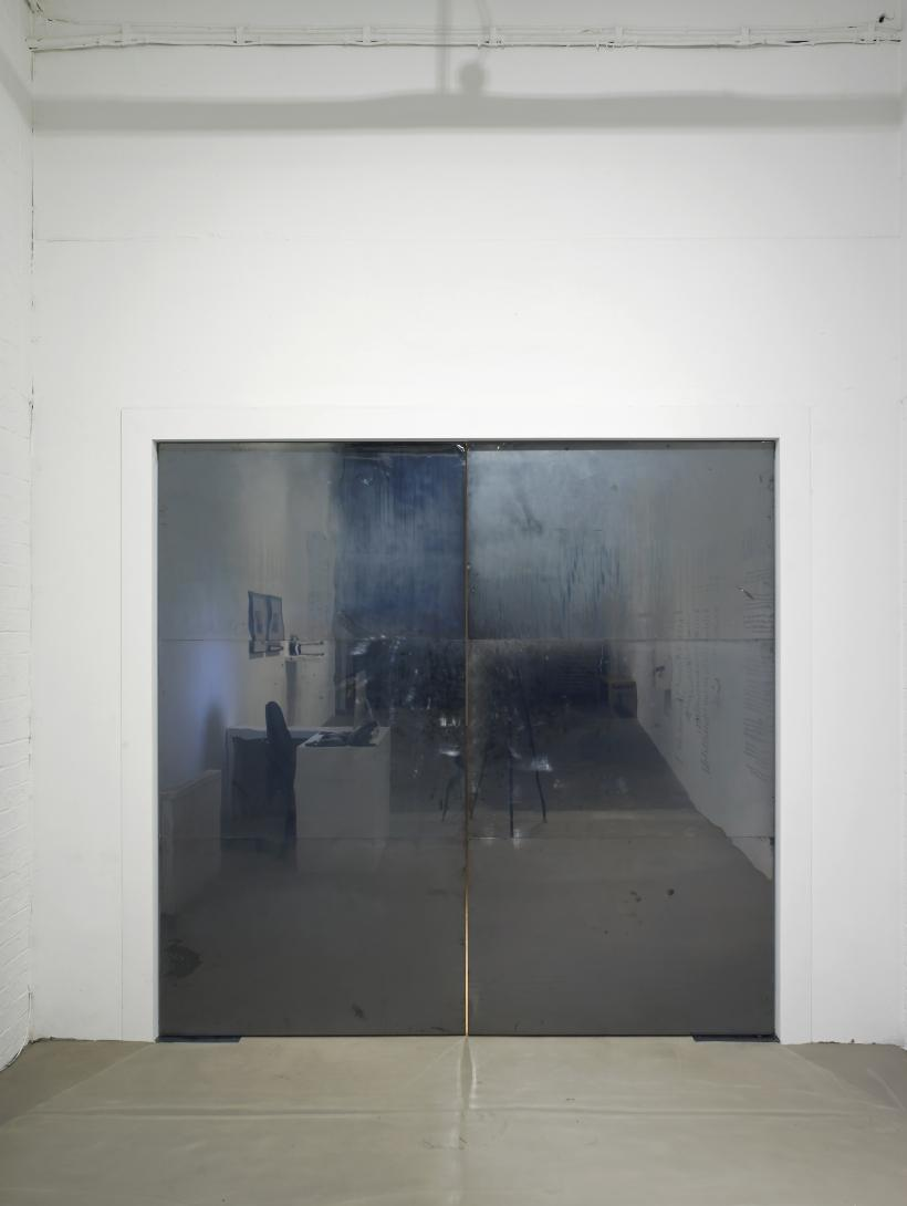 Lydia Ourahmane, Doors (2018). Commissioned and produced by Chisenhale Gallery, London.