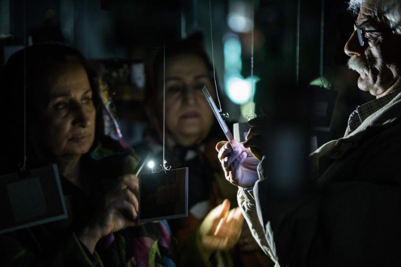 Mishandled Archive, Tara Fatehi Irani, Tehran (2018)