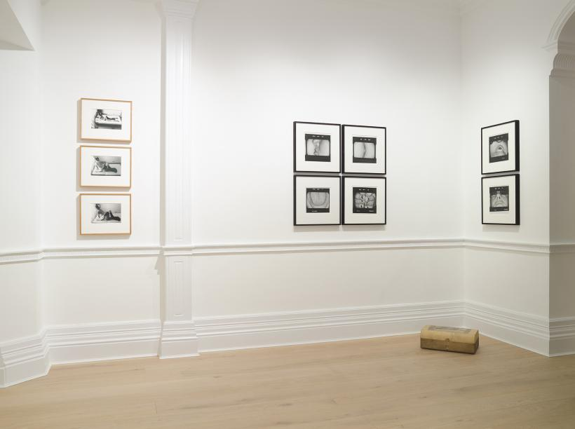 Installation view, Women Look At Women, Richard Saltoun Gallery, London 15 February - 31 March 2018