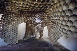 Installation view, Rana Begum