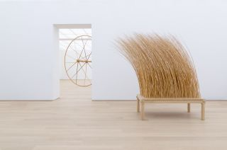 Martin Puryear 2018 Voorlinden Museum installation view