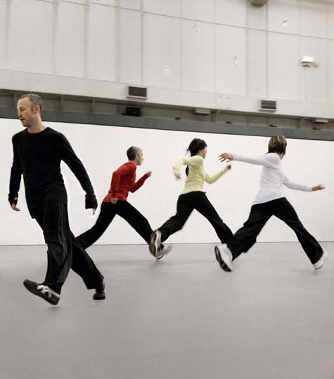 The Score by Siobhan Davies Dance  Part of ROTOR 2010  Photo by Pari Naderi
