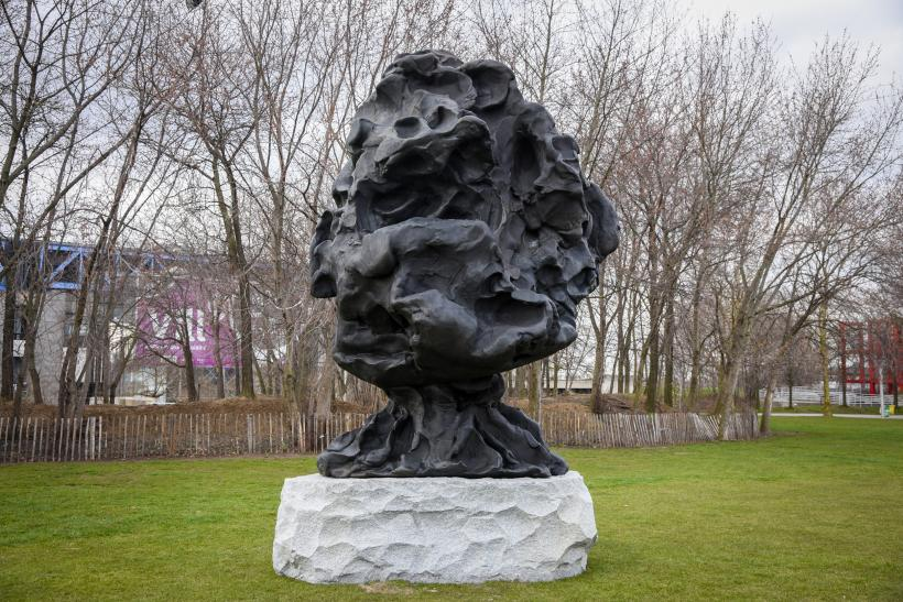 Will Ryman, La Villette, Sisyphus