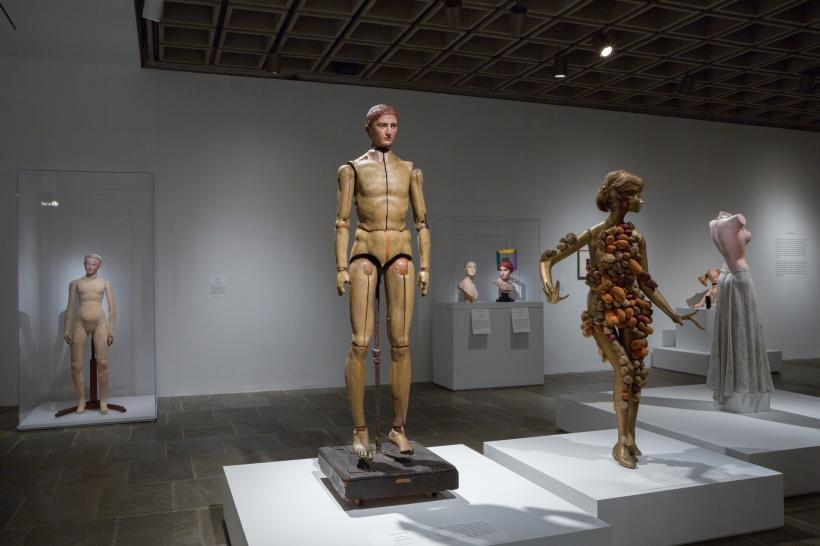 Like Life: Sculpture, Color, and the Body (1300–Now) at the Met Breuer, 2018
