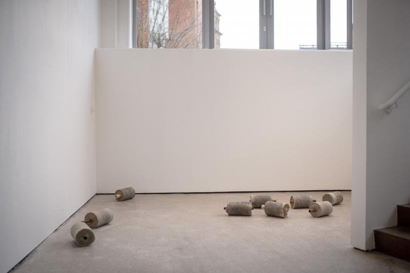 Hannah Leighton-Boyce, Persistent bodies, 2018