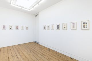 Evren Tekinoktay,Serpentine, Installation view