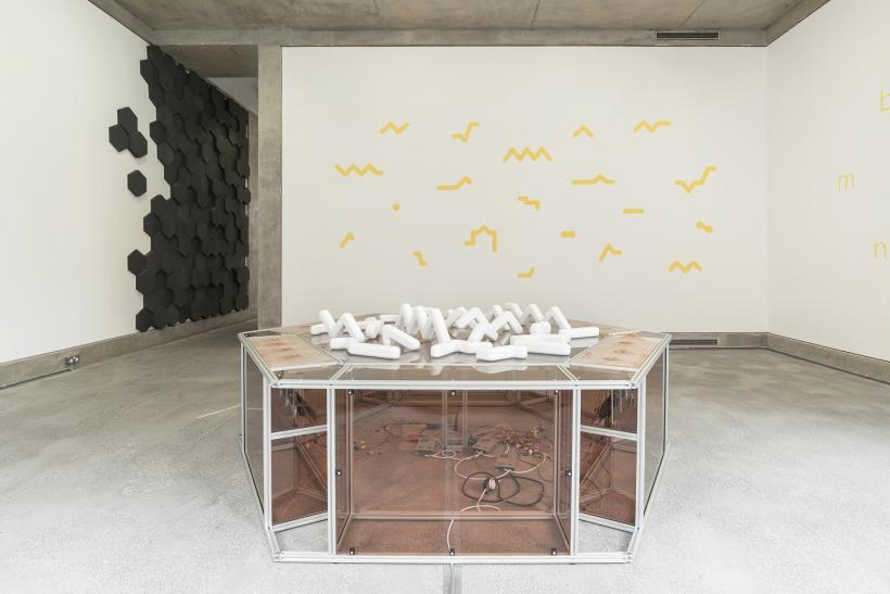 Emma Smith: Euphonia installation view