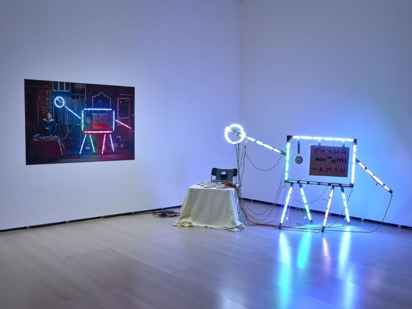 Art and China after 1989: Theater of the World installation view, 2018