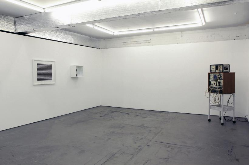 Nick Jordan: Mental State Signs installation view