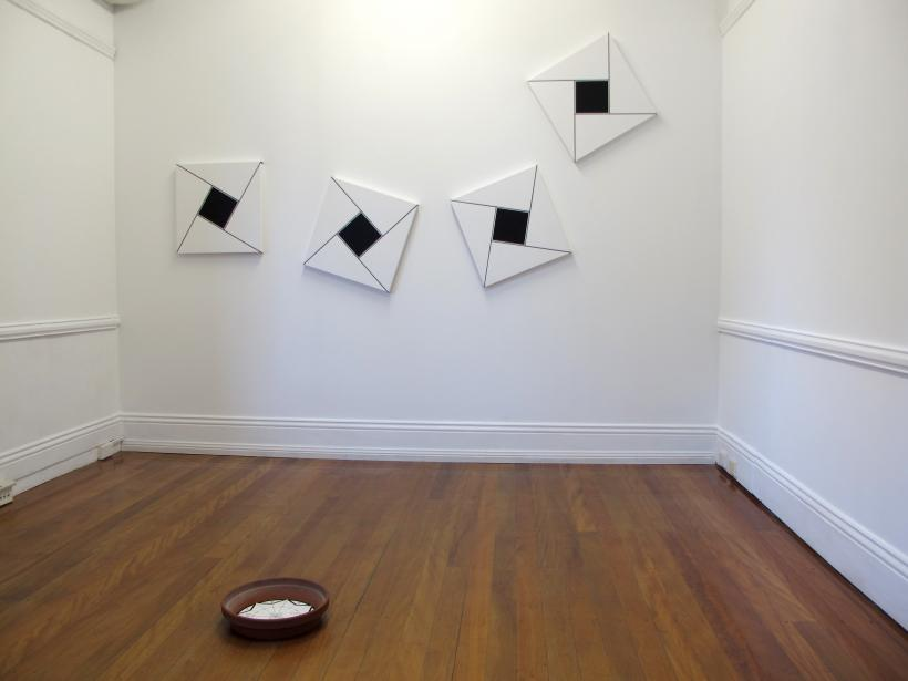 Nuno Rodrigues de Sousa: At the centre of all things installation view