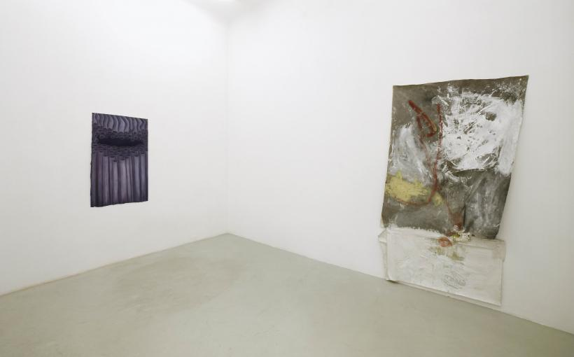 SEARCHING FOR MYSELF THROUGH REMOTE SKINS, installation view