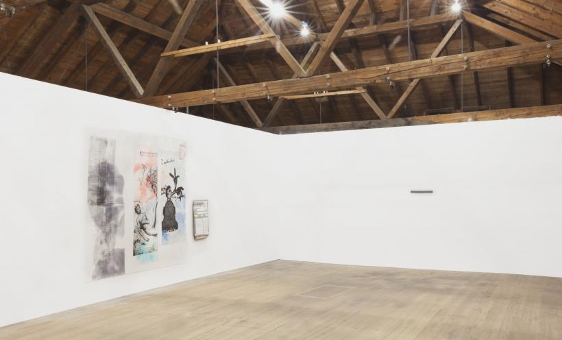 The Infinite Image, installation view