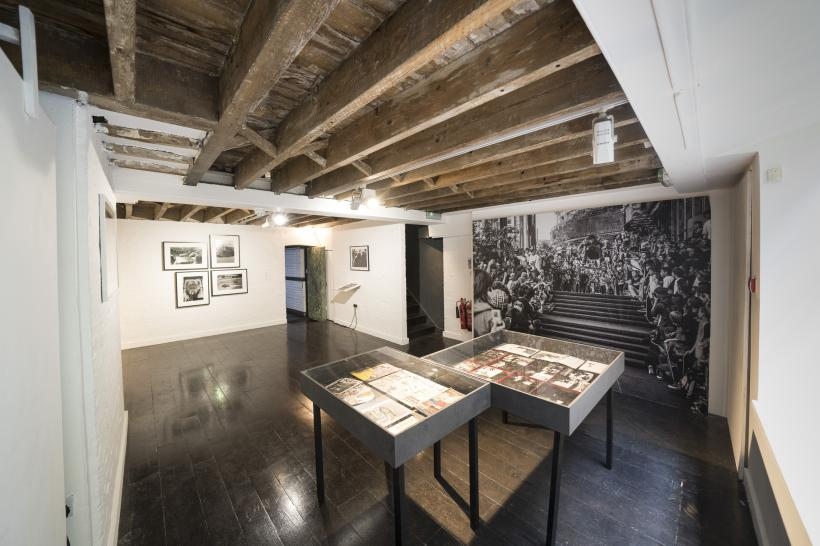 Against the Grain: Skate Culture and the Camera installation view