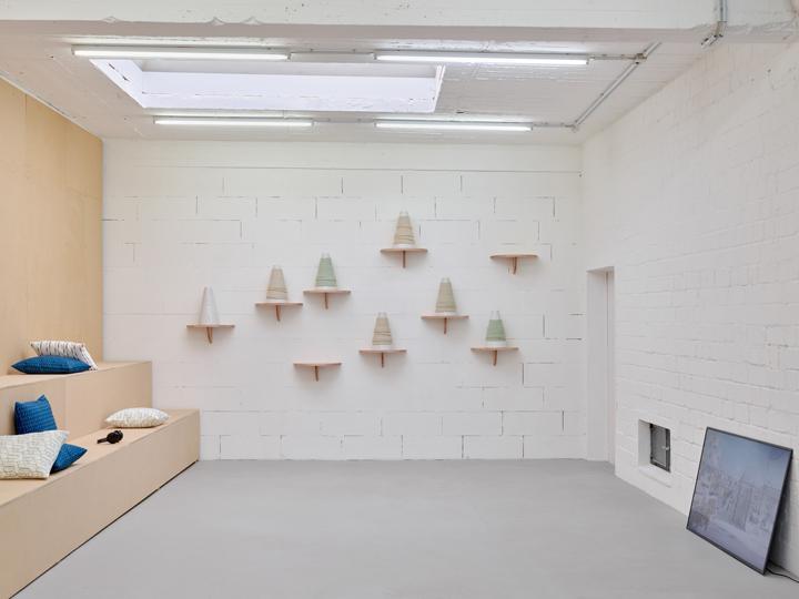 Pre-public Scenery, installation view