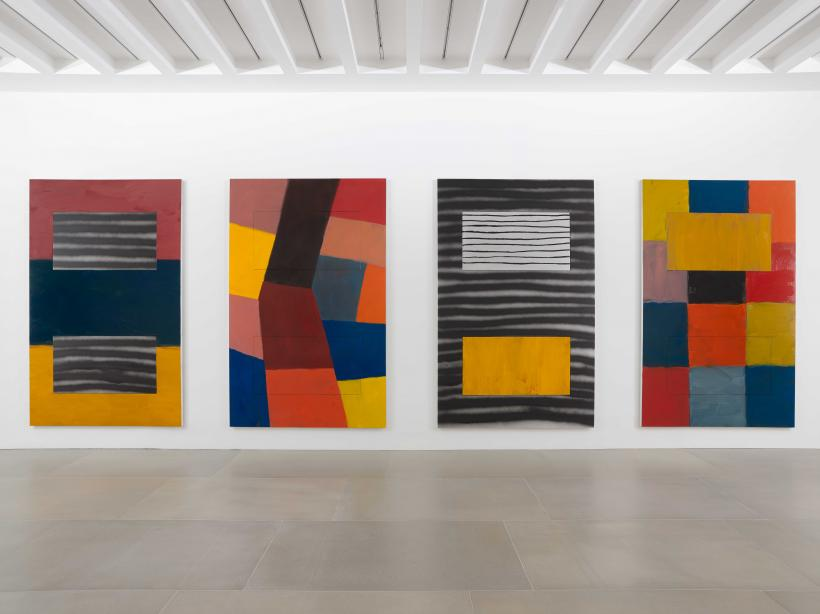 Sean Scully, What Makes Us, 2017