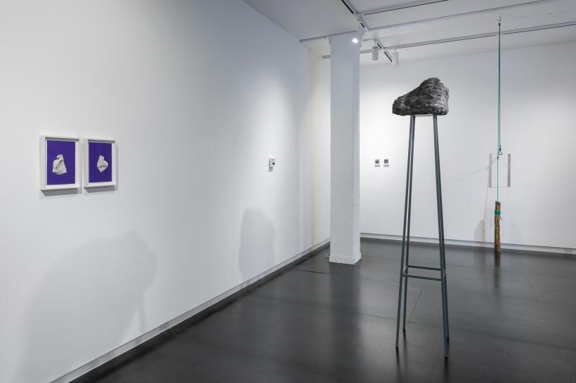 Amy Stephens: Land | Reland installation view at Upfor Gallery