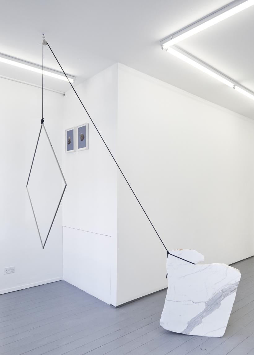 Amy Stephens: Land | Reland installation view at William Benington Gallery