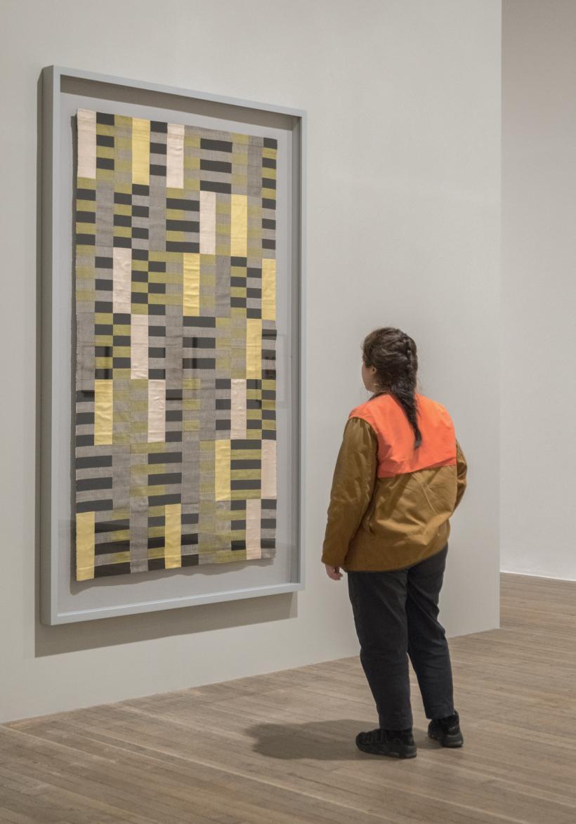 Anni Albers installation view