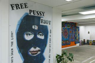 Jamie Reid: XXXXX: Fifty Years of Subversion and the Spirit installation view