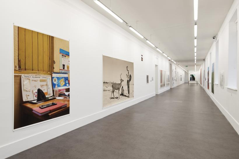 Wolfgang Tillmans, Rebuilding the Future, 26 October 2018 – 17 February 2019, Installation view IMMA, Dublin, 2018