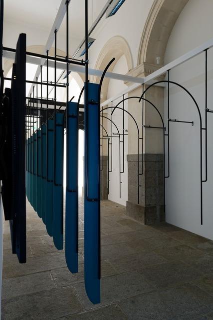 Dan Walwin, Musee des Beaux-Arts de Rennes, Les Ateliers de Rennes