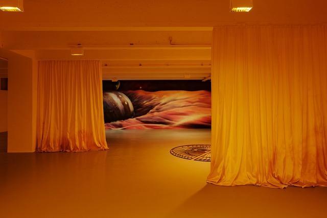 Paul Maheke, Galerie Art et Essai, Les Ateliers de Rennes