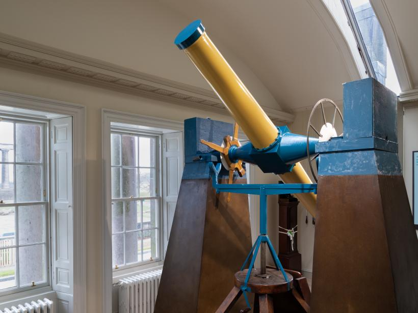 Transit Telescope, City Observatory