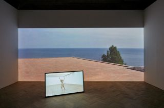 The Noon Complex, 2016, three-channel HD video installation, colour/sound, edition 2 of 5 + 2AP