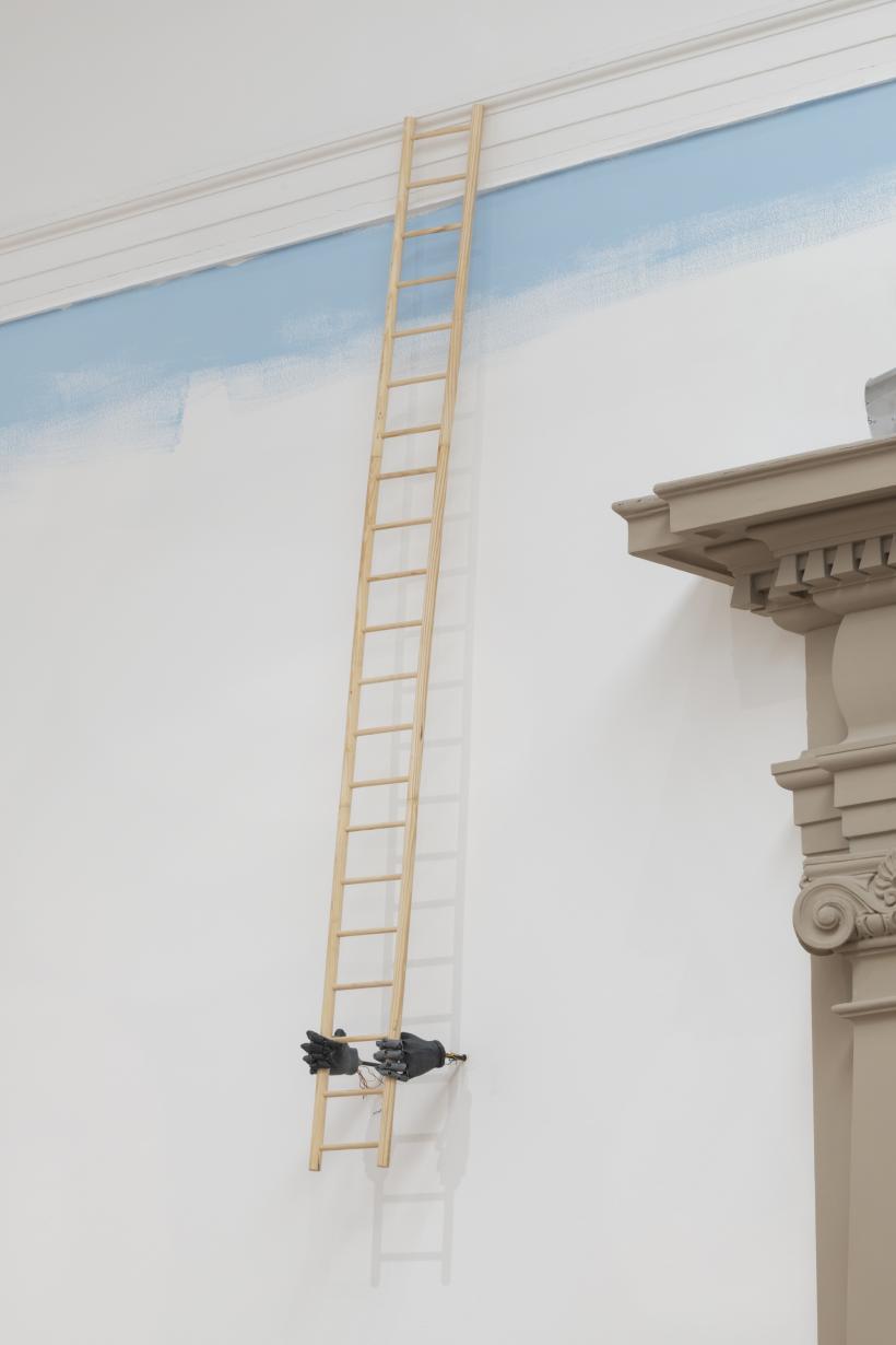 Installation views: Art Now: Jesse Darling: The Ballad of Saint Jerome, 2018