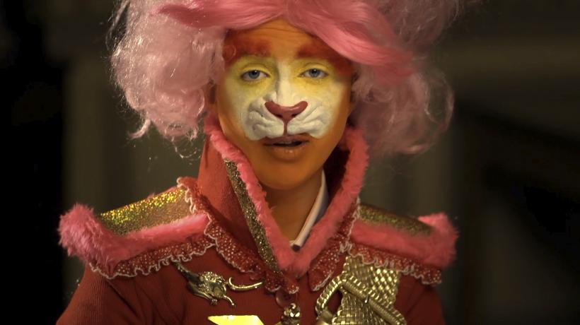 The Lion and The Unicorn, Rachel Maclean, 2012