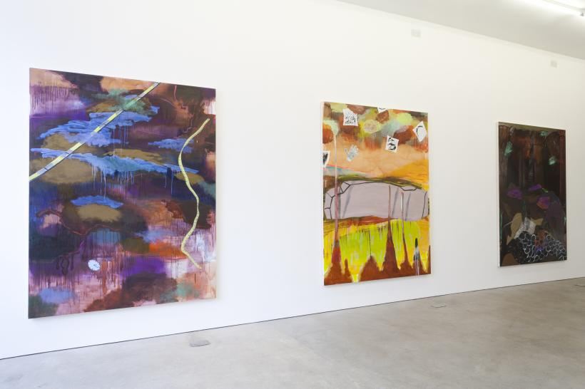 Installation view, Alice Browne, Found, Tintype Gallery