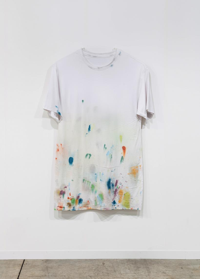 Untitled T-Shirt (WORLD MAP #2)