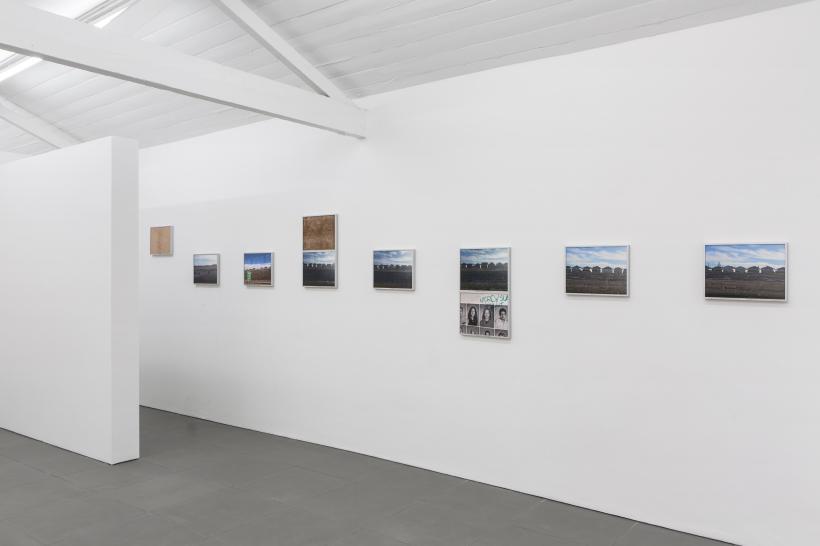 Joins, Installation View, 2019, Rosa Aiello and Patricia L. Boyd