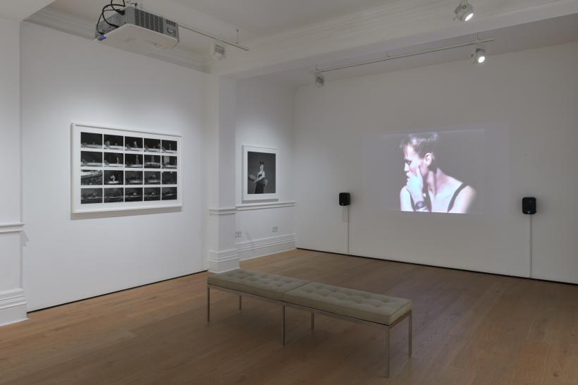 Rose English, Form, Feminisms, Femininities, Installation view, 2019.