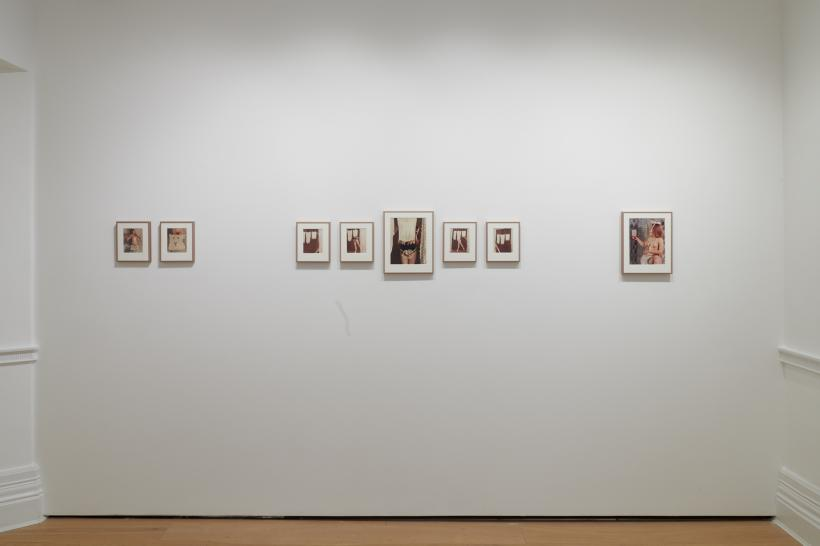Rose English, Form, Feminisms, Femininities, Installation view, 2019.