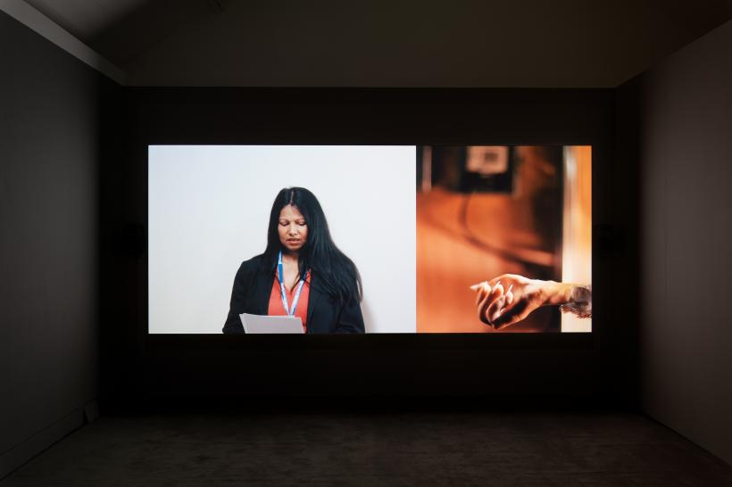 The Lost Ones by Richard Whitby as part of Jerwood / FVU Awards 2019: Going, Gone exhibition at Jerwood Space