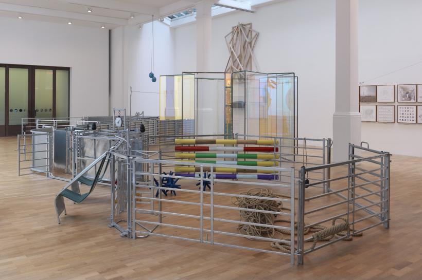 Amalia Pica and 6a, 2019, Enclosure