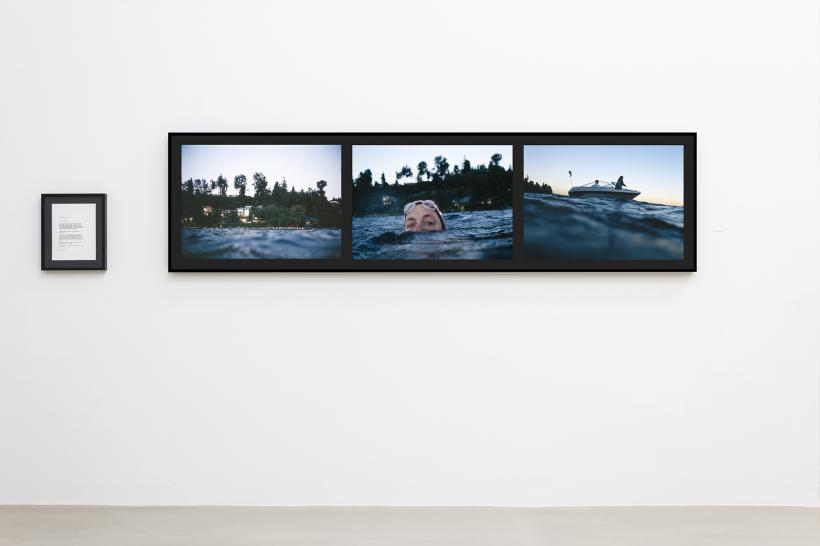 Installation View of Allan Sekula: Photography, A Wonderfully Inadequate Medium