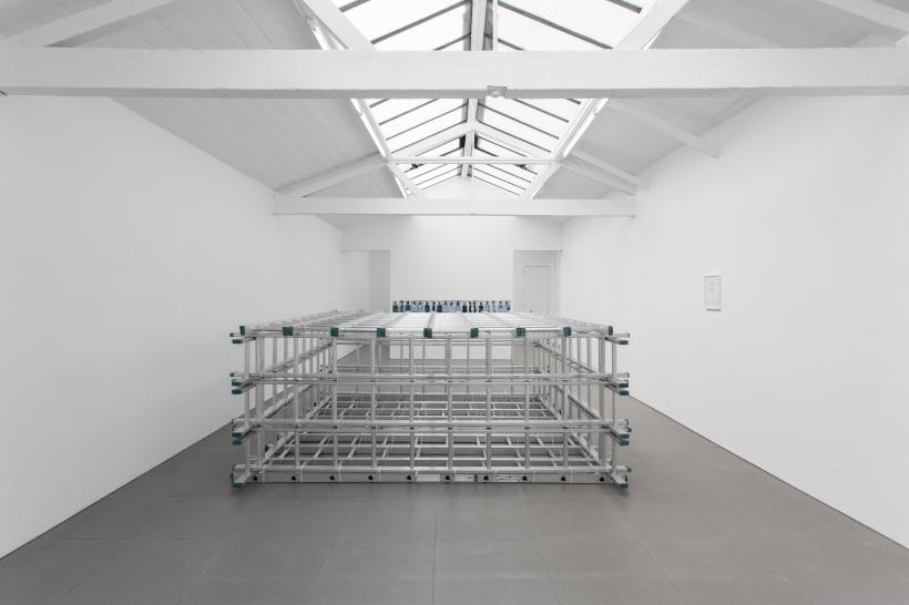A Failed Play, Installation View, 2019, Anna-Sophie Berger