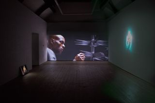Marco Godoy: My we, your we, our we. Installation view at Copperfield, London