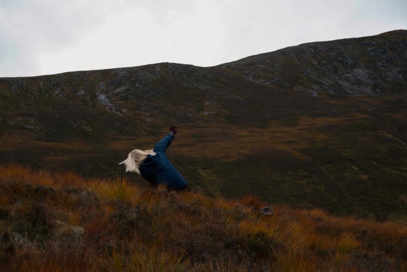 Edge 2: Into The Mountain rehearsals