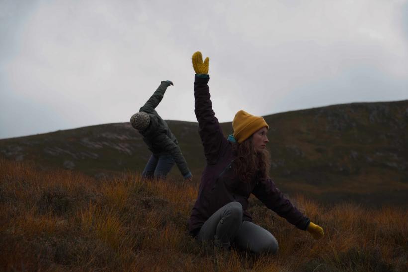 Edge 3: Into The Mountain rehearsals