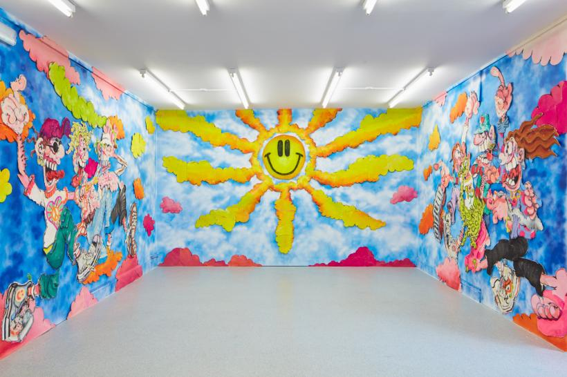 Joe Cheetham: Can You Feel It?, installation view, TACO!