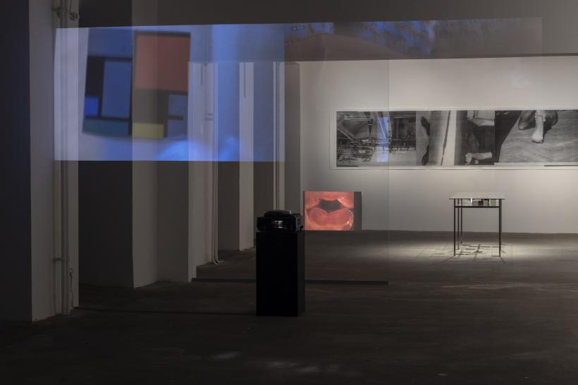 Installation view of the exhibition, KW Institute for Contemporary Art, Berlin, 2019